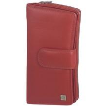 Greenburry Spongy Geldbörse Leder 9,5 cm red