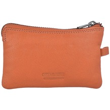 Greenburry Spongy Schlüsseletui Leder 11,5 cm orange