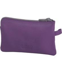 Greenburry Spongy Schlüsseletui Leder 11,5 cm purple