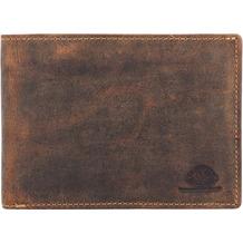 Greenburry Vintage Ausweisetui Leder 14 cm braun