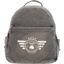 Greenburry Vintage Aviator Rucksack 35 cm Laptopfach khaki