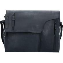 Greenburry Vintage Revival Messenger Leder 39 cm black