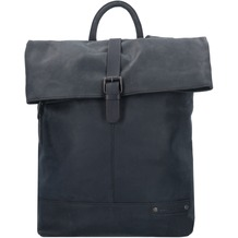 Greenburry Vintage Revival Rucksack 41 cm Laptopfach black