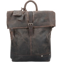 Greenburry Vintage Revival Rucksack 41 cm Laptopfach brown