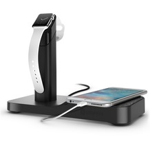 Griffin Apple WatchStand Station schwarz