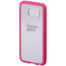 Griffin Back Case Essential Reveal Samsung Galaxy S6, pink