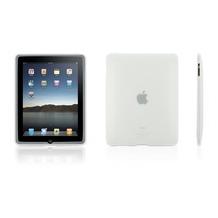 Griffin FlexGrip, Silikonhülle für iPad 1G, Weiß