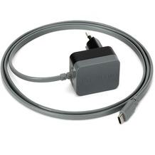 Griffin PowerBlock Wand-Ladegerät, USB-C, 3A/15W, schwarz/grau