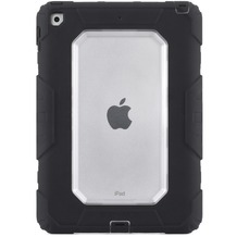 Griffin Survivor All-Terrain Case  Apple iPad 9,7 (2017)  schwarz/transparent