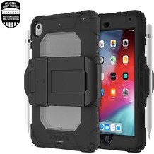 Griffin Survivor All-Terrain Case, Apple iPad mini (2019)/mini 4, schwarz, GIPD-005-BLK