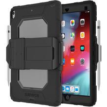 Griffin Survivor All-Terrain Case mit Kickstand Apple iPad Air 2019/iPad Pro 10,5 schwz GIPD-007-BLK