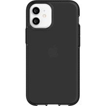 Griffin Survivor Clear Case, Apple iPhone 12 mini, schwarz, GIP-049-BLK