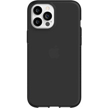 Griffin Survivor Clear Case, Apple iPhone 12 Pro Max, schwarz, GIP-052-BLK