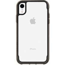 Griffin Survivor Clear Case, Apple iPhone XR, transparent/schwarz
