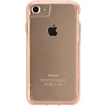 Griffin Survivor Clear for iPhone 7 rosegold clear