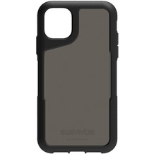 Griffin Survivor Endurance Case, Apple iPhone 11, schwarz/grau/smoke, GIP-031-BKG