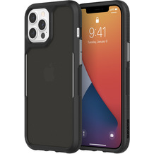 Griffin Survivor Endurance Case, Apple iPhone 12 Pro Max, schwarz/grau/smoke, GIP-057-BKG