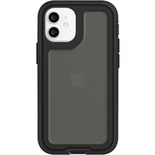 Griffin Survivor Extreme Case, Apple iPhone 12 mini, asphalt schwarz, GIP-058-BLK