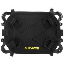 Griffin Survivor Harness Kit, Universal Tablets 9 - 10, schwarz, XB41228