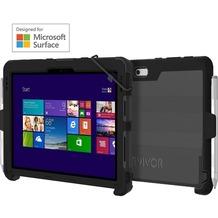 Griffin Survivor Slim Case, Microsoft Surface Go, schwarz, GFB-011-BLK