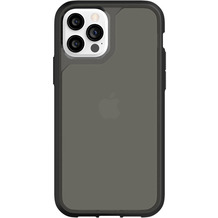 Griffin Survivor Strong Case, Apple iPhone 12/12 Pro, schwarz, GIP-048-BLK