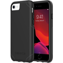 Griffin Survivor Strong Case, Apple iPhone SE (2020)/8/7/6/6S, schwarz, GIP-043-BLK