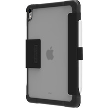 Griffin Survivor Tactical Folio Case, Apple iPad mini 5 (2019)/4, schwarz/transp., GIPD-012-BLK