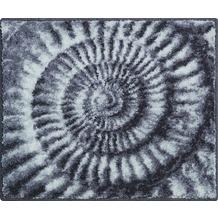 GRUND AMMONA Badteppich grau 50 cm x 60 cm