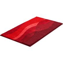 GRUND Badteppich HILLS rubin 60x100 cm