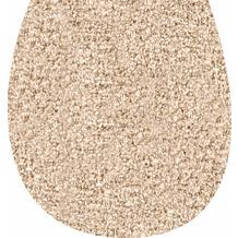 GRUND WC-Deckelbezug beige 47x50 cm