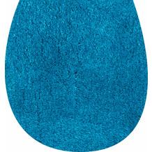 GRUND WC-Deckelbezug türkis 47x50 cm