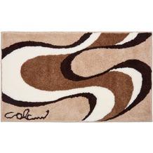 Colani 11 Badteppich beige 60 cm x 100 cm
