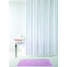 GRUND Duschvorhang Allura weiß 120x200 cm