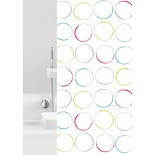 GRUND Duschvorhang Lentils multicolor 180x200 cm