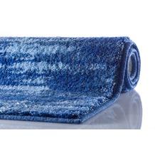 GRUND Badteppich FANCY blau 50 cm x 60 cm