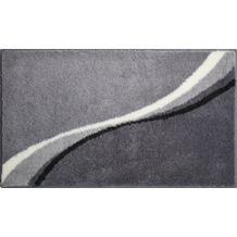 GRUND LUCA Badteppich grau 60x100 cm