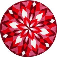 GRUND Mandala FREUDENFLÜGEL rot 100 cm rund