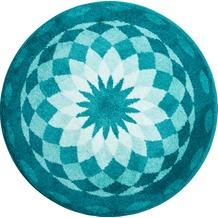 GRUND Mandala GARTEN DER STILLE grün 100 cm rund