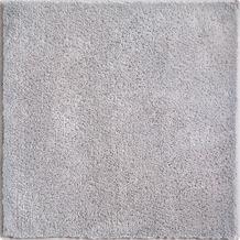 GRUND MARLA Badteppich hellgrau 60 x 60 cm WC-Vorleger ohne Ausschnitt