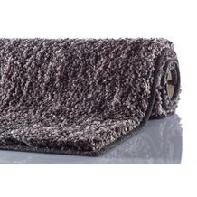 GRUND MIRAGE Badteppich Anthrazit 50 x 60 cm WC-Vorleger ohne Ausschnitt