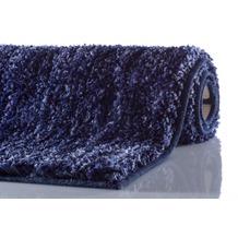 GRUND MIRAGE Badteppich Blau 50 x 60 cm WC-Vorleger ohne Ausschnitt