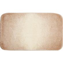 GRUND MOON Badteppich beige 60x100 cm