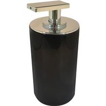 GRUND Seifenspender PICCOLO schwarz 7x7x15,5 cm