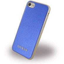 Guess IriDescent - Hardcover - Apple iPhone 6, 6s, 7 - Blau