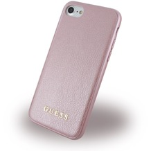 Guess IriDescent - Hardcover - Apple iPhone 6, 6s, 7 - Rose Gold