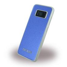 Guess IriDescent - Hardcover - Samsung G950F Galaxy S8 - Blau
