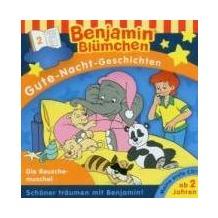 Benjamin Blümchen. Gute-Nacht-Geschichten 02: Die Rauschemuschel Lesung Hörbuch