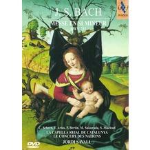 h-moll-Messe BWV 232 (+2 DVD), DVD