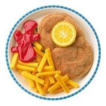 HABA 1474   Biofino: Wiener Schnitzel Mit Pommes Frites