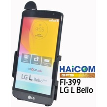 Haicom Halteschale HI-399 für LG L Bello